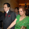 Dilip Kumar and Saira Banu was at the Launch of his autobiography 'Substance and the Shadow'