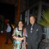 Prem Chopra with his wife at the Launch of Dilip Kumar's autobiography 'Substance and the Shadow'