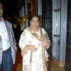 Farida Jalal was at the Launch of Dilip Kumar's autobiography 'Substance and the Shadow'