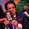 Dilip Kumar launches his autobiography 'Substance and the Shadow'