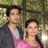 A still image of Dev and Radhika in Chhoti Bahu.. Sindoor Bin Suhaagan