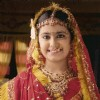 A still image of Anandi in the show Balika Vadhu