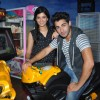 A day out with Armaan and Deeksha at Smaash