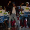 Shahrukh Khan dances with the children of Smile foundation at Kidzania