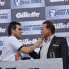 Arbaaz and Salim Khan at the Gillette nationwide campaign 'Because You Are A Role Model'