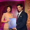 Jacqueline Fernandes and Sharman Joshi at the Launch of 'Great Indian Wedding Book'