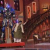 Kiku arrives with the Transformers on Comedy Nights with Kapil