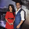 Asha Negi and Rithvik Dhanjani at Transformers Age of Extinction Premiere