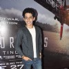 Darsheel Safary was at Transformers Age of Extinction Premiere