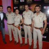 Cast of Shapath at Life OK Now Awards .