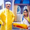 Dharmaraj and Santu in the show Bandini