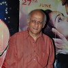 Mukesh Bhatt at Ek Villain's Special Screening.
