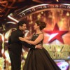 Karan Patel performs with Parineeti Chopra at Star Parivaar Awards 2014