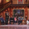 The cast of Ek Villain enjoy a gig on Comedy Nights With Kapil