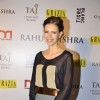 Kalki Koechlin poses at Rahul Mishra's celebration