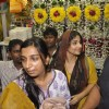 Vidya Balan captured at Mahim Darga