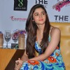 Alia Bhatt at the Press Meet