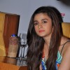 Alia Bhatt captured at the Press Meet