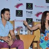 Press Meet of Humpty Sharma Ki Dulhania in Hyderabad