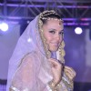 Neha Dhupia walks for Kamal Design Studio at Viviana Mall in Thane