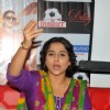 Vidya Balan is promoting her forthcoming detective drama Bobby Jasoos in Kolkata