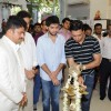 Aditya Thackeray and Madhur Bhandarkar at the Inaugration of Shiva's Hair Designers