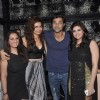 Hanif Hilal with some beauties of the television industries were seen at the Party