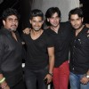 Ravi Dubey and Rajan Shahi were seen at Vivian Dsena's Birthday Party