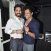Siddhant Karnick and Rithvik Dhanjani were seen at Vivian Dsena's Birthday Party