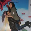Varun carries Alia at the Promotion of Humpty Sharma Ki Dulhania at Kolkata