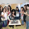 Avika Gor cuts her Birthday cake at the Party