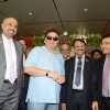 Rishi Kapoor at the launch of IDBI bank