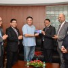Rishi Kapoor launches IDBI bank