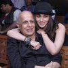 Alia Bhatt with her father Mahesh Bhatt at the song launch of Humpty Sharma Ki Dulhania
