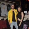 Alia and Varun for Sony SIX FIFA promotions at Hard Rock Cafe