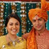 Uday with his Mom