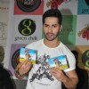 Varun promoting his movie Humpty Sharma Ki Dulhania
