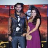 Akhil Kapur and Twinkle At The First Look Launch Of 'Desi Kattey'.