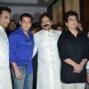 Salman Khan and Sajid Nadiadwala at Baba Siddiqie's Iftar Party