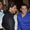Shah Rukh Khan and Salman Khan at Baba Siddiqie's Iftar Party