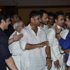 Salman Khan chats with suniel Shetty and Sohail Khan at the Baba Siddiqie's Iftar Party