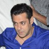 Salman Khan at Baba Siddiqie's Iftar Party
