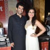 Parineeti Chopra and Aditya Roy Kapoor at the promotion Daawat-e-Ishq