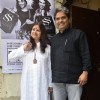 Vishal Bharadwaj and Rekha Bhardwaj at the Trailer Launch of Haider