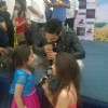Varun and Alia speaks to their little fan at the promotion of Humpty Sharma Ki Dulhaniya at Pune