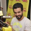 Jay Bhanushali on air at Radio Mirchi