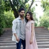 Varun Dhawan and Alia Bhatt at the Promotions of Humpty Sharma Ki Dhulania in Delhi