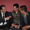 Dharmendra seen talking to Sharman and Mr Shrikant
