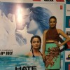 surveen poses at the Promotions of Hate story 2