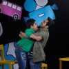 Ayushmann Khurrana carries Sadhil on Captain Tiao